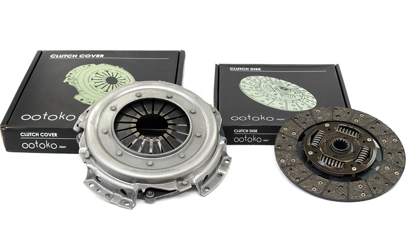 Clutch disks and clutch covers